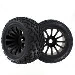 BS910-049 Tire Unit for Terremoto 10 (plastic) Set of 2*