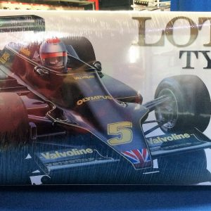 RC Lotus Type 79 1/10 Scale – F104W Assembly Kit