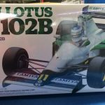 RC Team Lotus Type 102B 1/10 Scale – F104W Assembly Kit