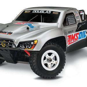 Traxxas Slash 4×4 1/16 4WD RTR Short Course Truck Scott D