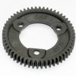 TRA3956R- Traxxas 32P Center Differential Spur Gear (54T)*