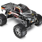 The Traxxas Stampede XL-5 1/10 Waterproof Black Edition