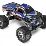 The Traxxas Stampede XL-5 1/10 Waterproof Blue Edition