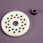 TRA4681- Traxxas Spur gear (81-tooth) (48-pitch) w/bushing*