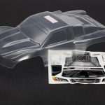 Traxxas Body, Slash 4X4 (clear body)*