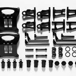 RC TT-01 B Parts – Suspension Arm*