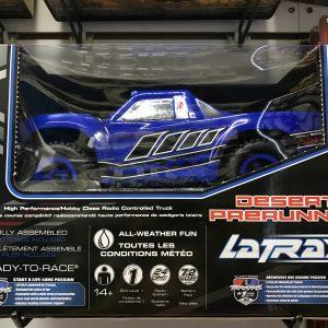 Traxxas LaTrax Desert Prerunner 1/18 4WD RTR Racing Truck Blue