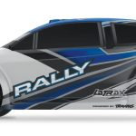 1/18 Scale LaTrax Rally RTR w/ 2.4GHz/ Waterproof Blue