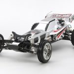 RC Tamiya Racing Fighter – DT03 Chrome Metallic Kit