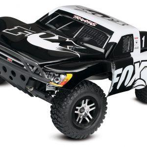 Traxxas Slash VXL Brushless 1/10 RTR Short Course Truck Fox*
