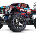 Traxxas Stampede VXL 1/10 RTR 2WD Monster Truck C Force