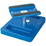 Pit Tech Deluxe Truck Stand Blue*