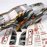 Traxxas Body, Revo 3.3 (Extended Chassis), Prographix*