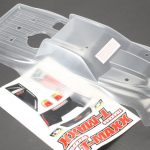 Traxxas T-Maxx 3.3 Body (Clear)*