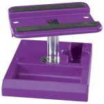 Pit Tech Deluxe Car Stand Purple*