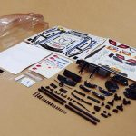 CARISMA – M40S Mercedes AMG C-Class DTM Clear Body (#20 Stickers)*