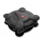 PRO15 2.4G FPV HD Camera Folding Selfie Drone Black