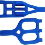 80465- RPM A-Arm (Blue) (T Maxx 3.3/2.5R) (1 Upper/1 Lower)*