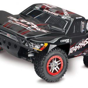 Traxxas Slash 4X4 Brushless 1/10 4WD RTR Short Course Truck SC