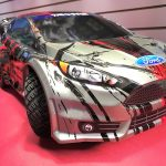 Traxxas Rally Ford Fiesta 1/10 Scale 4WD Rally Racer