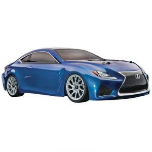30118 Apex Lexus RC F Brushless RTR Blue