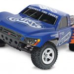 Traxxas Slash Pro SC Truck Brushed w Battery & Charger Gunk