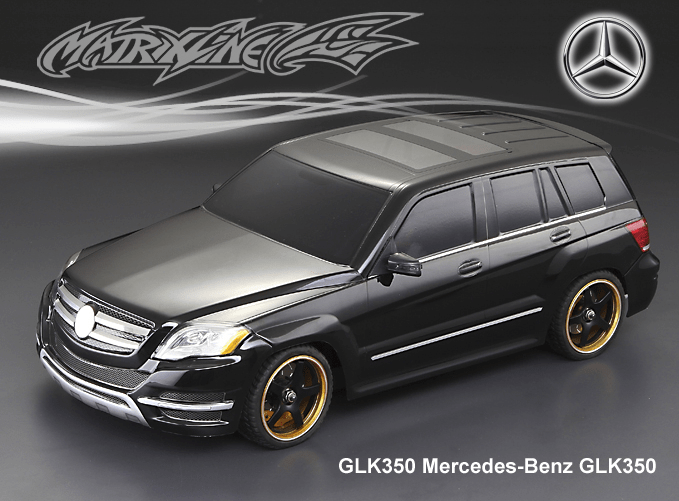 Mercedes benz glk350 pc body shell amazing rc store shop for Mercedes benz accessories glk350