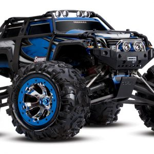 Traxxas Summit 1/10 RTR 4WD Monster Truck Blue with TQi