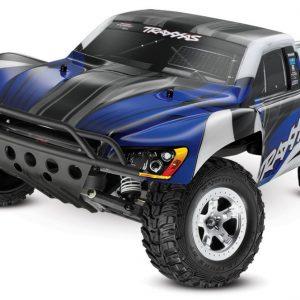 Traxxas Slash Pro 1/10 2WD Short-Course Brushed Truck Blue