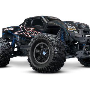 Traxxas X-Maxx 4WD Brushless RTR 8S Monster Truck – Blue