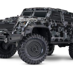 Traxxas TRX4 Tactical 1/10 Trail Rock Crawler Tactical Unit