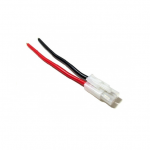 Tamiya Male Adapter 100mm 14 Gauge Silicone Wire+
