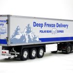 Tamiya – 1/14 Scale RC 3 Axle Reefer Trailer
