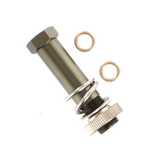 07141-  Aluminum Buffer Post and Spring