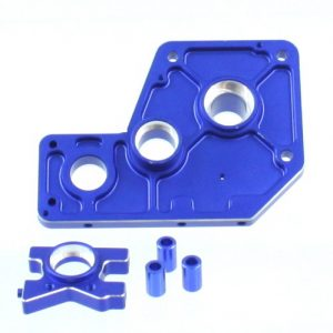 054004B – Aluminum Diff Mount Set for V2 Rampage X-series (BLUE)