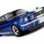 HPI Ford 1966 Mustang Gt Coupe Clear Body (200mm)