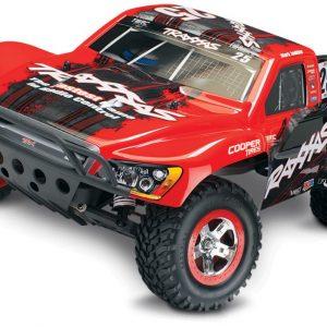 Traxxas Slash Pro SC Truck Brushed w Battery & Charger Mark J