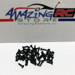 SRC – Fender Screws Black 1.2x5mm
