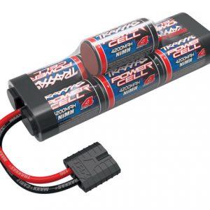 Battery, Series 4 Power Cell, 4200mAh (NiMH, 7-C hump, 8.4V)