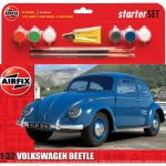 Airfix Model Kit – VolksWagen Beetle Starter Set 1:32