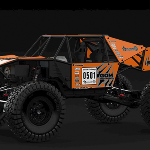 Gmade GR01 GOM 1/10 Scale 4WD Rock Crawler Buggy Kit