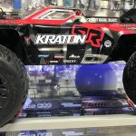 ARRMA 2018 1/8 Scale Kraton 6S BXL 4WD Monster Black/Red