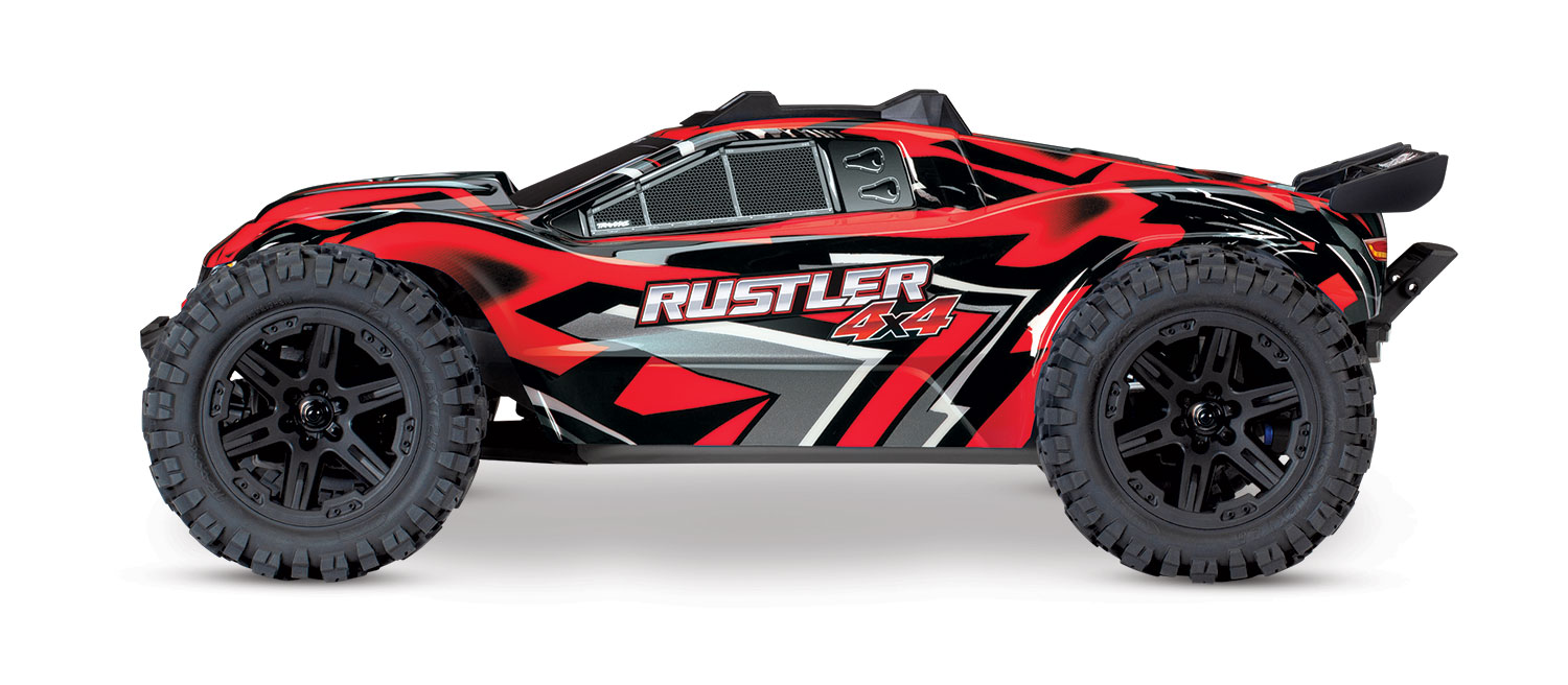 Top Five Traxxas Bandit Upgrade Parts - Circus