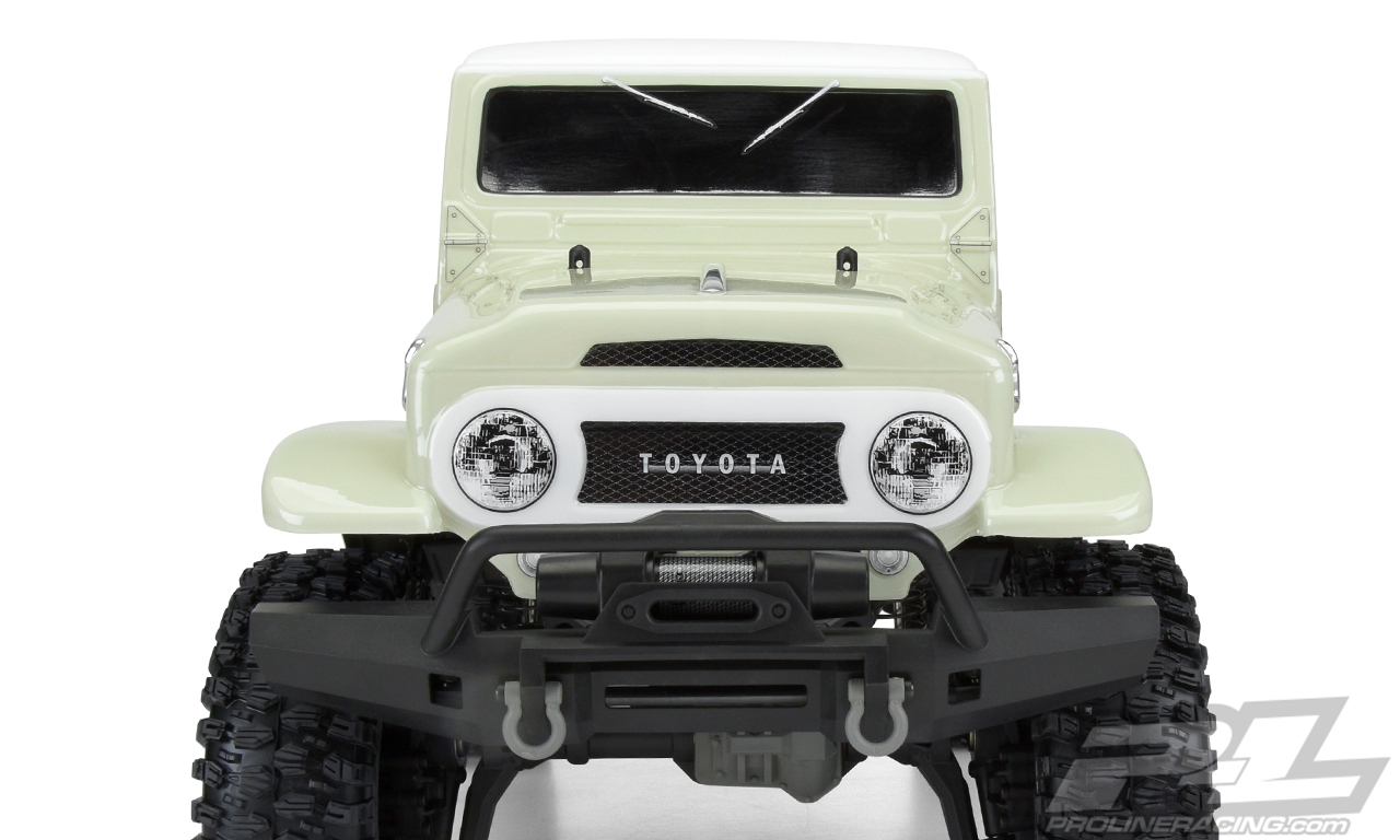 1965 Toyota Land Cruiser FJ40 Clear Body TRX-4